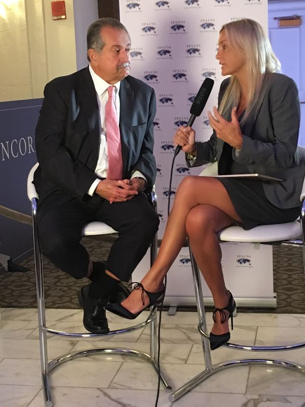 concordia summit 2019 andrew livers former chairman ceo dow chemical